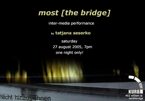 Tatjana Seserko - most [the bridge]